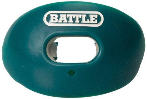 Battle Type (Battle Oxygen Lip Protector Mouthguard, Green)