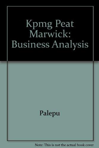 kpmg-peat-marwick-edition-business-analysis-valuation-using-financial-statements