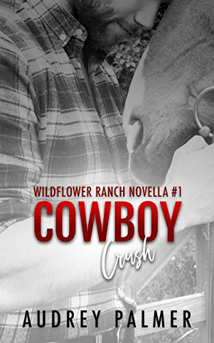 Cowboy Crush (Wildflower Ranch Book 1): Alpha Male Curvy Woman Short HEA Romance by [Palmer, Audrey]