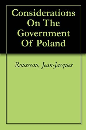 An overview of the government by jean jacques rousseau