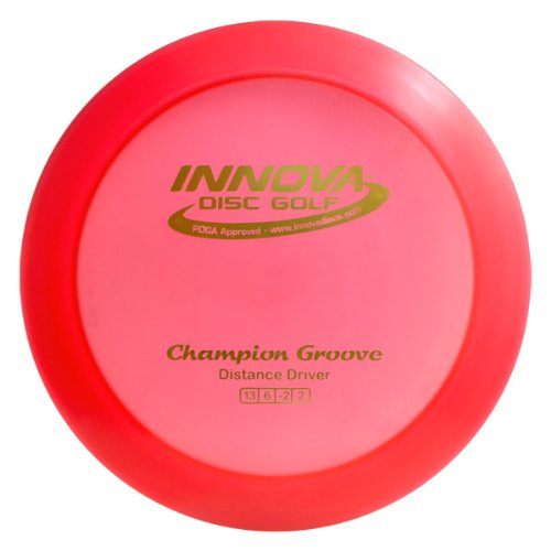 (Innova Disc Golf I-Dye Champion Groove Golf Disc, 173-175gm (Colors may vary))