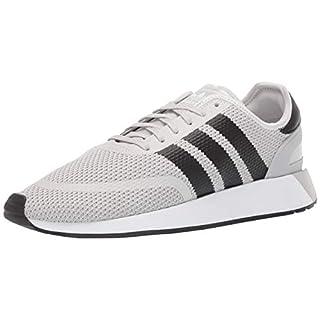 adidas Originals Men's N-5923 Running Shoe, Grey one/Black/White, 12 M US