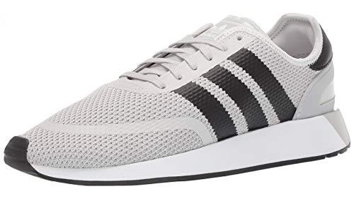 adidas Originals Men's N-5923 Sneaker Running Shoe, Grey one/Black/White, 12 M US