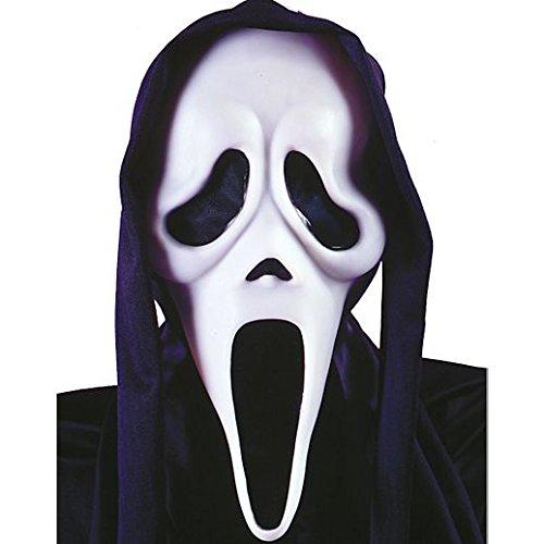 Costume Beautiful Ghost Face Mask Scream Beautiful Ghost Tattoo