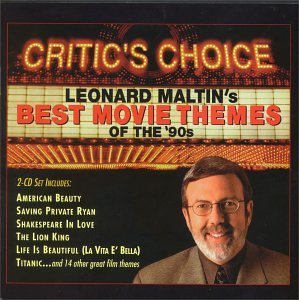 Critic's Choice: Leonard Maltin's Best Movie Themes of the '90s by Atlantic