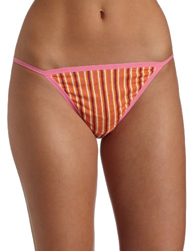 fruit of the loom string bikini fruit fabric
