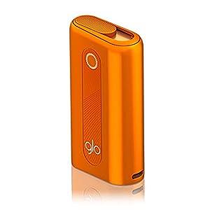 glo hyper Sigaretta Elettronica 2020 – Dispositivo per Scaldare il Tabacco Kit senza Nicotina e senza tabacco, Orange…