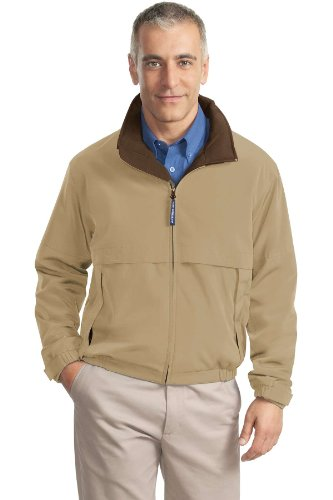 acy Jacket. J764 - Khaki/Nutmeg_2XL (J764 Legacy Port)