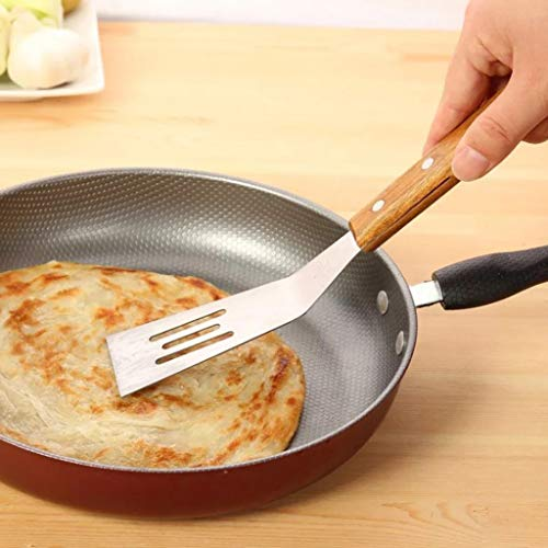 NszzJixo9 Kitchen Tools Pancakes Shovel Home Teppanyaki Fried Steak Shovel Cut kitchen Pancakes Fruit Teppanyaki Fried ice Shovel Steak Shovel -