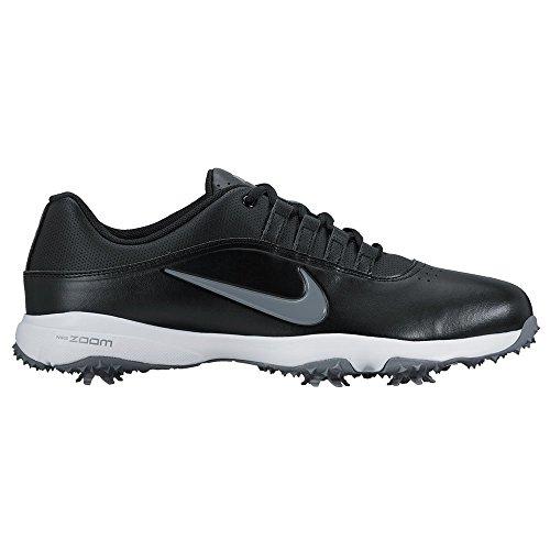Nike Men's Air Zoom Rival 5 Golf Shoes, Black/Cool Grey/W...