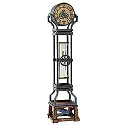 Howard Miller Hour Glass Clock