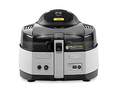 De Longhi Multifry The Multicooker Robot de cuisine noir/gris