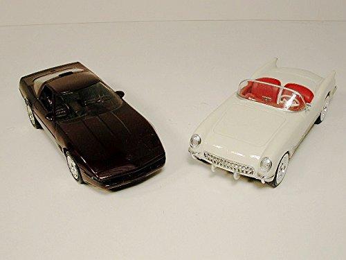 Corvette 40th Anniversary Promo Models 1953 - 1993 (Corvette Spindle)