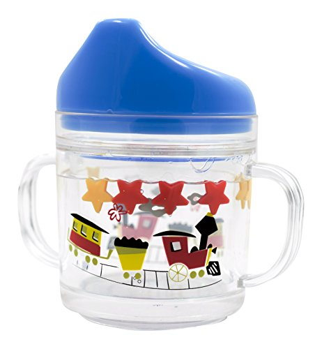 Child's Sippy Cup Trains