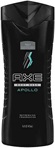 AXE Body Wash for Men, Apollo 16 oz