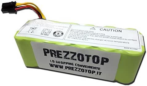 prezzotop® Batería prima incluido para robot aspiradora Ariete: Amazon.es: Hogar