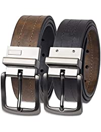 Men's Reversible Casual Jean Belt