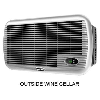 Amazon Com Koolspace Koolr Plus Wine Cellar Cooling Unit