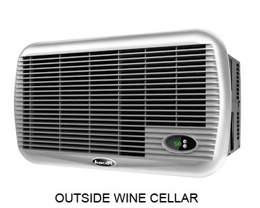 Koolspace koolR PLUS Wine Cellar Cooling Unit - 600 Cu. Ft. (Room Cooling Unit compare prices)