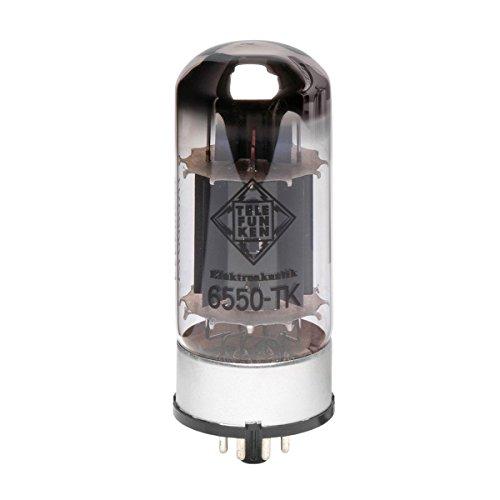 TELEFUNKEN Elektroakustik 6550-TK | Power Amp Tubes Guitar A