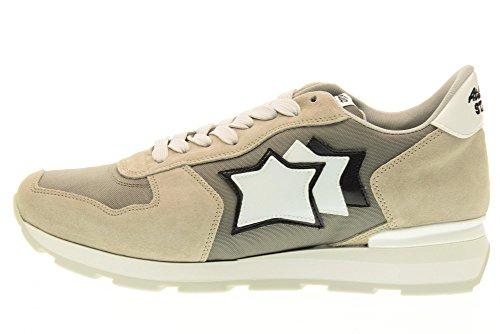 Atlantic Stars Scarpe Uomo Sneakers Basse Antares St 86B Beige Falsa Línea Barata Real Distancia Salida De Precio Más Barato FpLHikG4