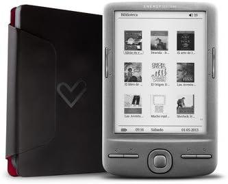 Energy Sistem eReader e4 Mini 4GB Gris lectore de e-Book: Amazon.es: Electrónica