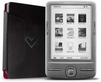 Energy Sistem e4 Mini - Lector de libros electrónicos con