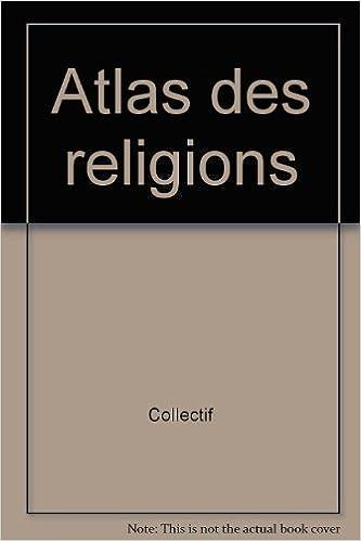Atlas des religions pdf