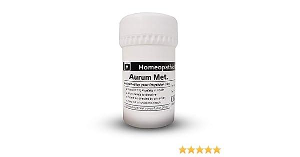 Aurum metallicum depression