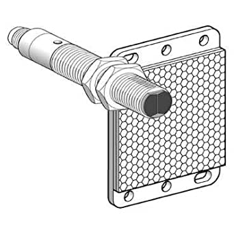 Telemecanique psn - det 45 17 - Detector reflex polariz.2m 24-240v 2h.luz: Amazon.es: Industria, empresas y ciencia