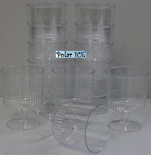 Pedestal Dessert Cups - Beverage, Wine Glasses