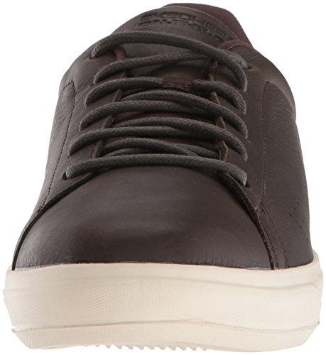 Sneaker Skechers Go Chocolate Leather Uomo Vulc 2 Marrone n6fxS6