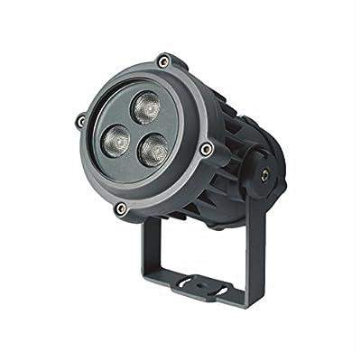 Generic 6 Watt LED Waterpoof IP68 Outdoor Security Floodlight