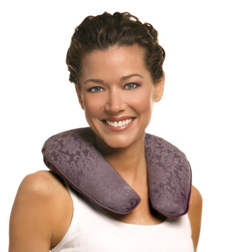 The Happy Company Herbal Collection Warming Neck Wrap, Lavender Relaxation, Purple