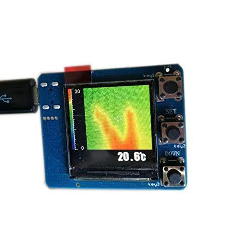 AMG8833 IR Infrared 8x8 Thermal Imaging Camera Array Temperature Sensor Module Kit Built in TFT LCD Screen Display WIshioT
