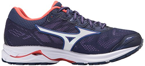 Pictures of Mizuno Wave Rider 21 Women's Running Shoes 6.5 M US 3