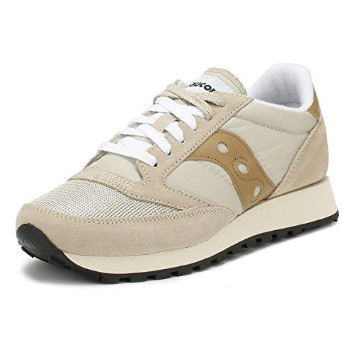 Original 21 brun beige Beige Tan Clair Multicolore cement Ciment Vintage 21 S70368 gris Jazz Saucony Shop qxFgSpqE