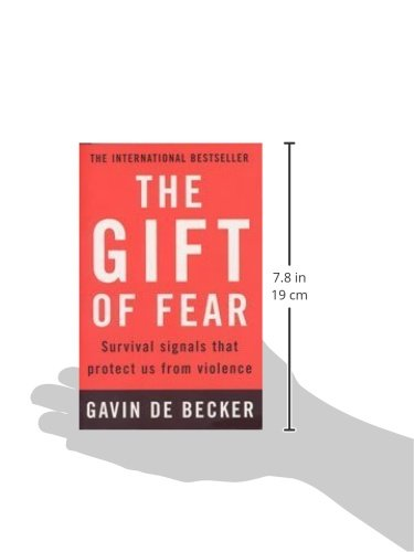 The Gift Of Fear Survival Signals That Protect Us From Violence Amazoncouk Gavin De Becker 9780747538356 Books