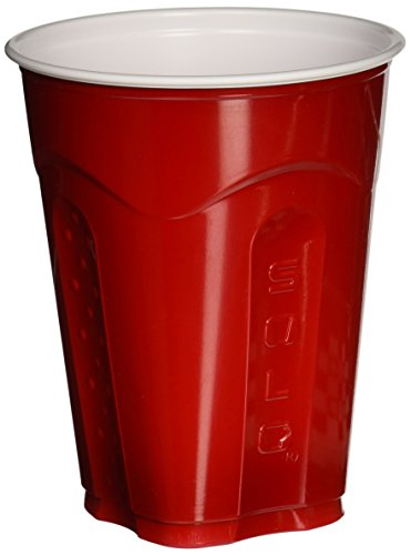 Solo Squared Red Cups Count product image