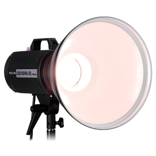 Fotodiox Pro LED100WA-32 Tungsten Studio LED, High-Intensity LED Studio Light for Still and Video - with Dimmable Control, 12V AC Power Adapter, Light Stand bracket, CRI > 85 by Fotodiox (Image #9)