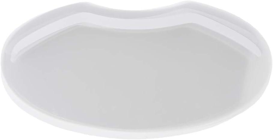 VAILANG 50Pieces Hair Salon desechable Mascarilla de plástico Mascarilla Protector Ojos Protector Facial