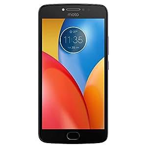 """Smartphone Marca Motorola Modelo Moto E XT1772 - Memoria 16GB - Color Gris - Desbloqueado Nacional - Pantalla de 5.5"""" - Cámara de 13Mp"""