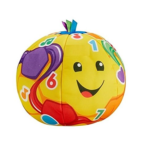 Fisher Price Laugh and Learn Singin Soccer Ball IN GREEK LANGUAGE