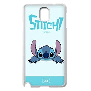 Samsung Galaxy Note 3 Cell Phone Case White Disneys Lilo and Stitch ywwo