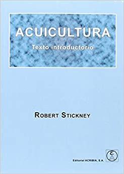 ACUICULTURA TEXTO INTRODUCTORIO