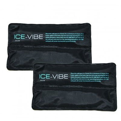 Ice Vibe Hock Boot Cold Packs - Pair by (Hock Ice Boot)