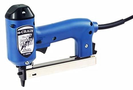 Electric Carpet Stapler for 3//16 in 20 Gauge Staples Crown