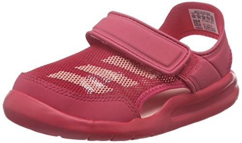 adidas BA9373/BA9378 Forta Swim C Mädchen Baby Badeschuh Mesh Klett core pink