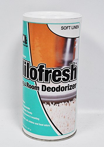 Nilofresh Rug and Room Odor Neutralizer Soft Linen Scent 14 oz. ()