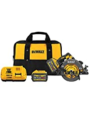 DEWALT DCS578X2 FLEXVOLT® 60V MAX* Brushless 7-1/4 in. Cordless Circular Saw with Brake Kit